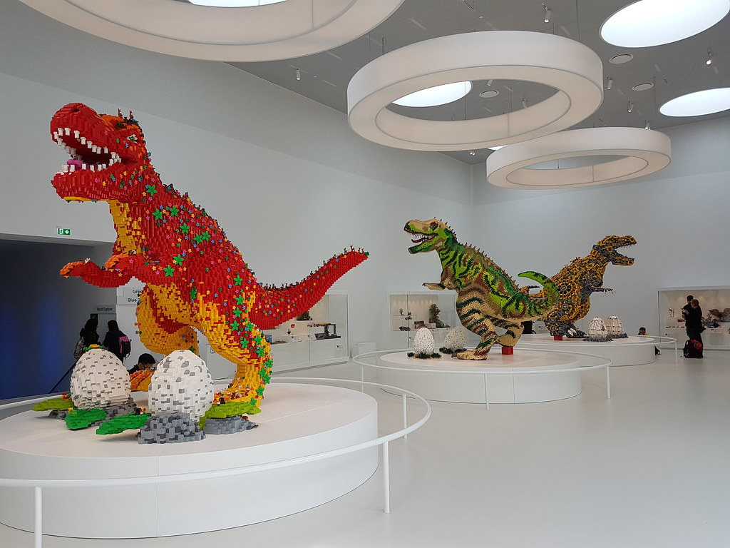 Masterpiece Gallery - dinosaurs