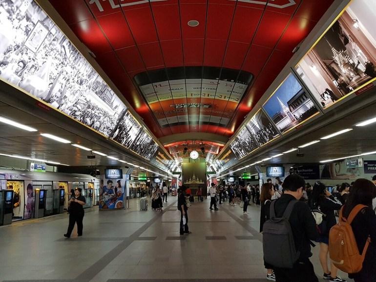King Rama IX - ในหลวงของเรา - สถานีสยาม5