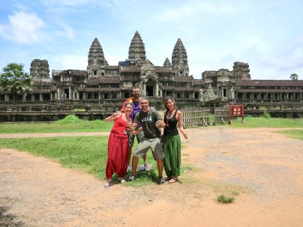 Visita a Siem Reap