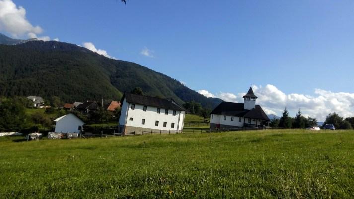 Manastirea Bran