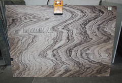 Multicolor Palissandro 2cm  marble slabs for countertops