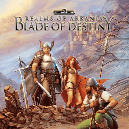 Realms of Arkadia Blade of Destiny
