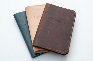 nomad leather cover