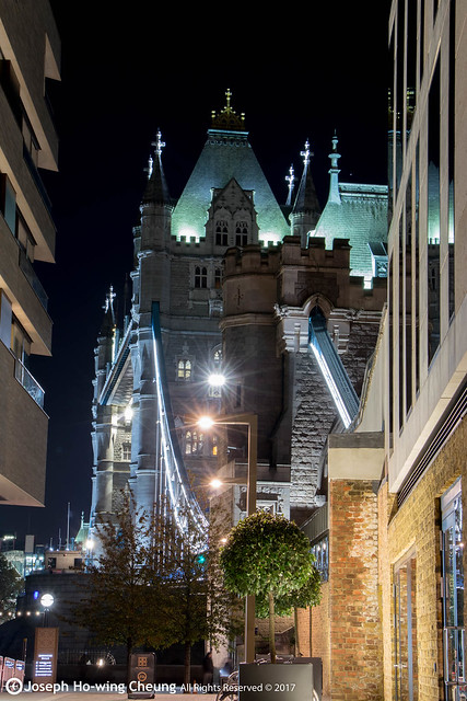 Tower Bridge Side Road