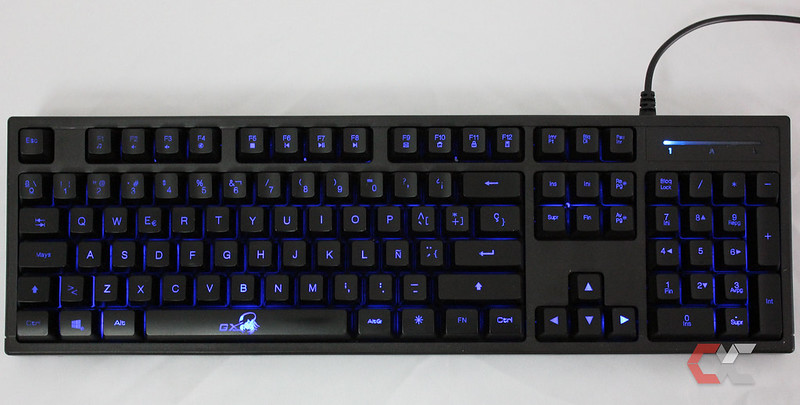 GX Gaming Scorpion K6