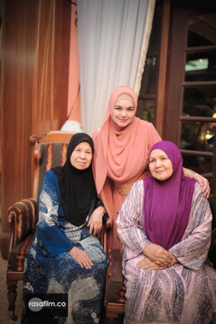 Dato' Siti Nurhaliza Kongsi Pengalaman Berbadan Dua