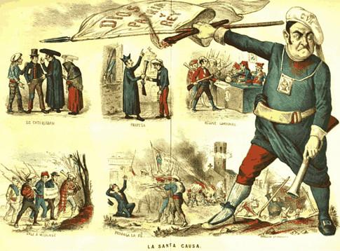 17j17 La Tercera guerra carlista vista por La Flaca Uti 485