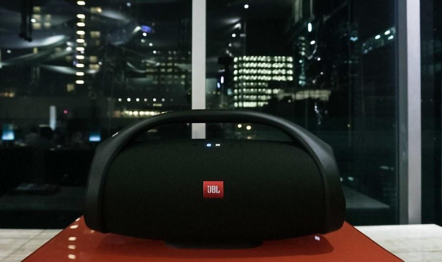 JBL Harman Bluetooth Speaker JBL Pulse 3 (16 of 19)