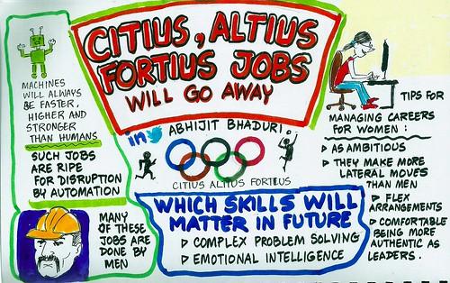Citius, Altius Fortius