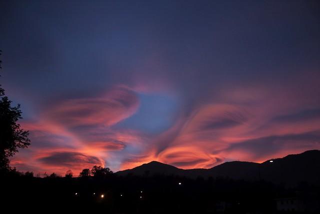 Nuvole lenticolari