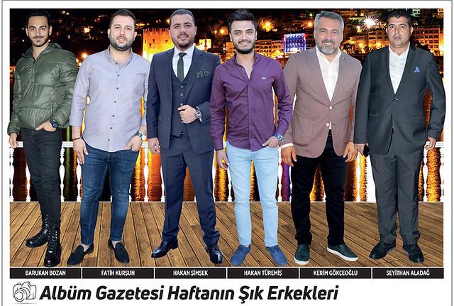 Burukan Bozan, Fatih Kurşun, Hakan Şimşek, Hakan Türemiş, Kerim Gökçeoğlu, Seyithan Aladağ