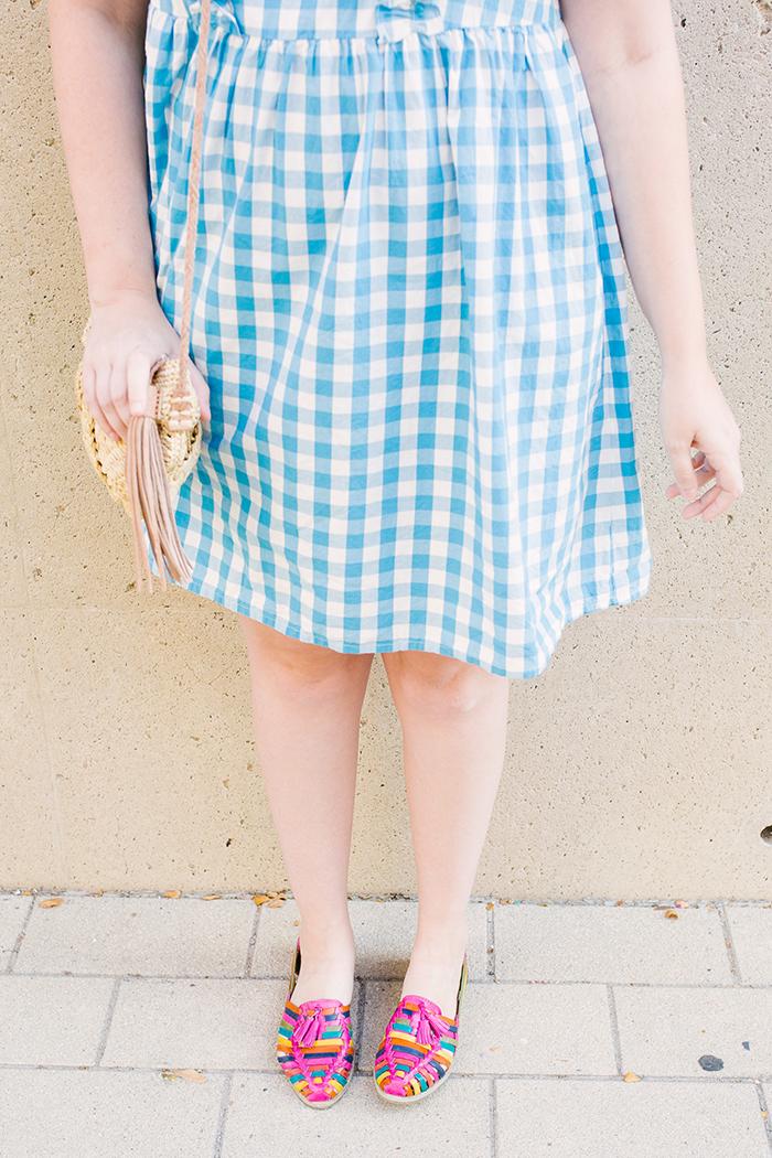 austin fashion blogger writes like a girl asos gingham dress18