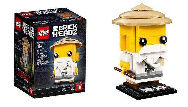LEGO BrickHeadz - Master Wu