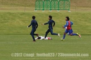 2017/10/15 全社2回戦 東京23FC vs JAPANサッカーカレッジ
