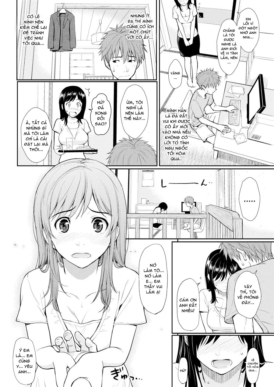 Hình ảnh  in Truyện Hentai Milk Time