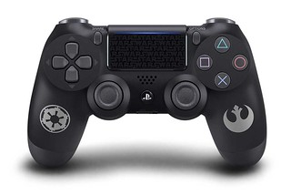 PS4 Pro Star Wars BFII Limited Edition