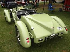 Alvis Open Sports Car - 1956