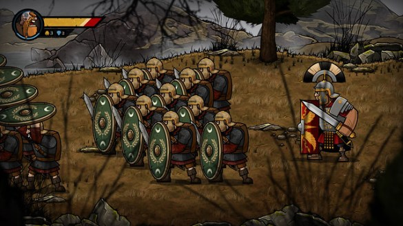 Wulverblade - Roman Centaurs