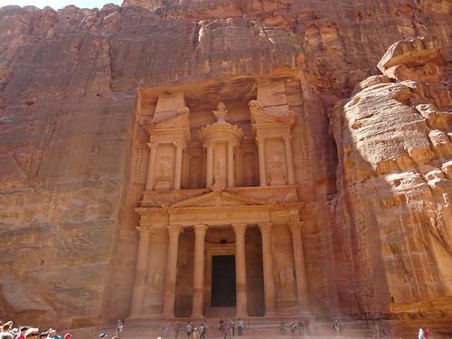 Petra - Kazneh Al Firaun