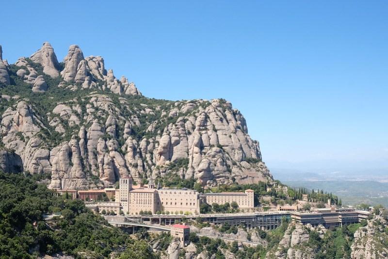 Montserrat in Barcelona | 3 Days in Barcelona
