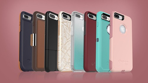 OtterBox iPhone 8 plus lineup