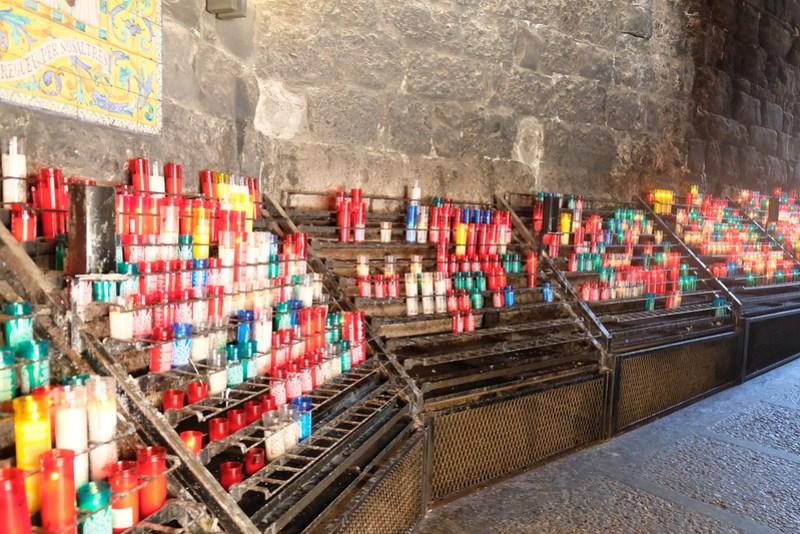 Inside the Montserrat