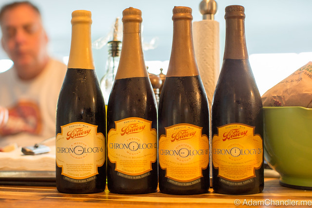 Bruery Chronology Old Ale 6,12,18, 2420171008