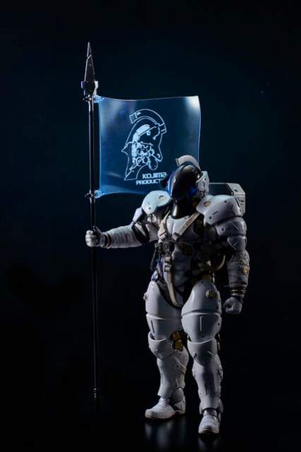 Kojima Productions - Ludens With Flag