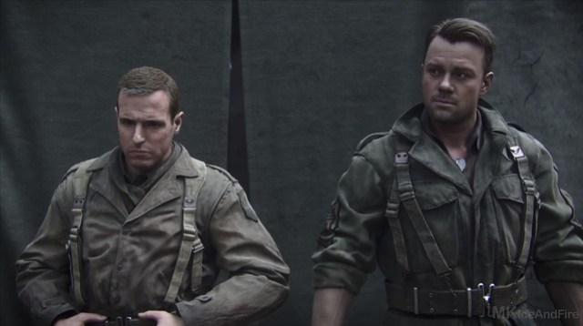 Call of Duty WW2 - Pierson y Turner