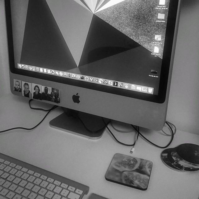 269/365 iMac