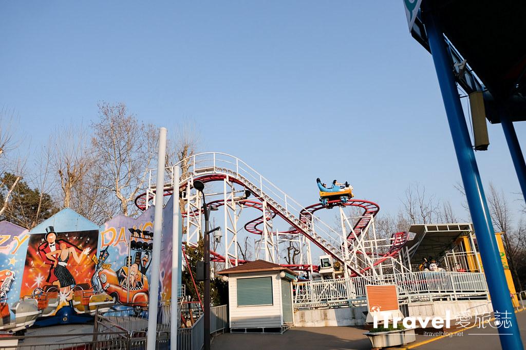 《首尔景点推荐》儿童大公园:首尔亲子赏樱景点与游乐园