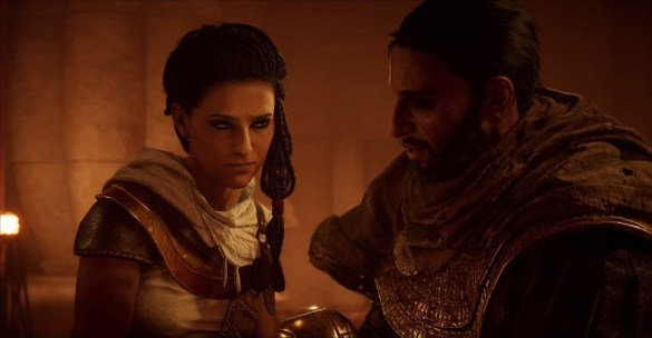 Assassin's Creed: Origins Ending Explained - One Angry Gamer