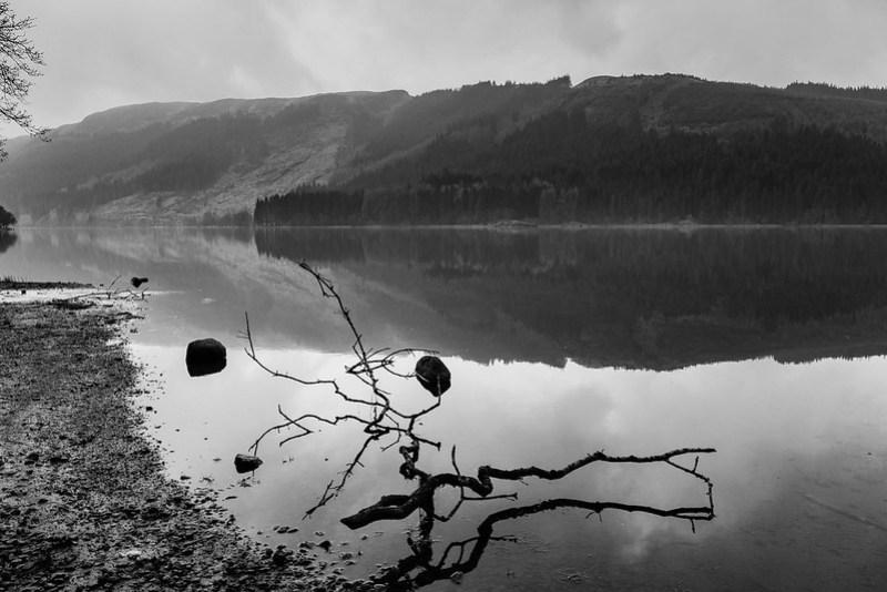 Loch Chon - Trossachs - Ecosse