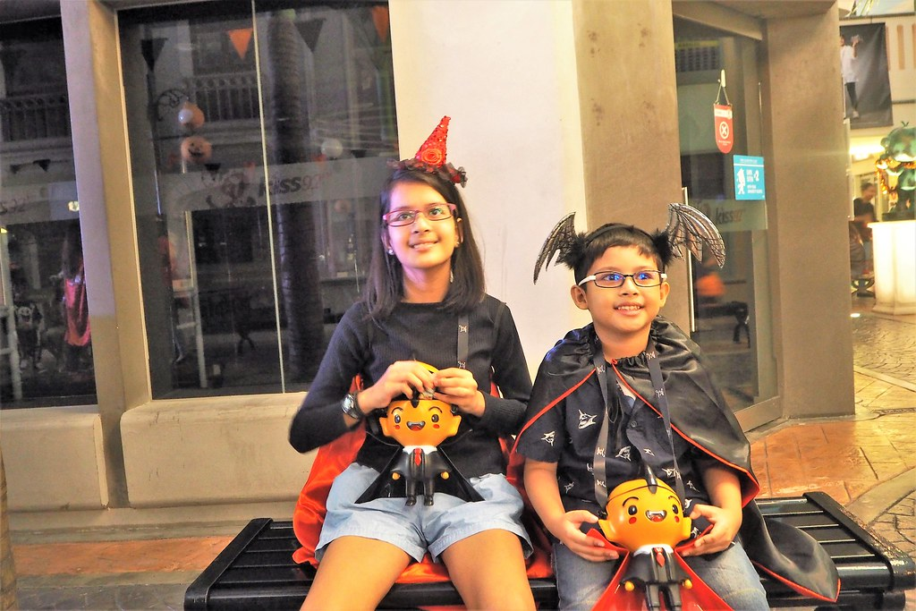 Halloween Family Night Out @ KidZania Singapore - Don't miss ...