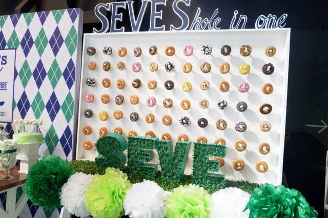 Seve S Golf Themed Party 1st Birthday Party Doll Manila