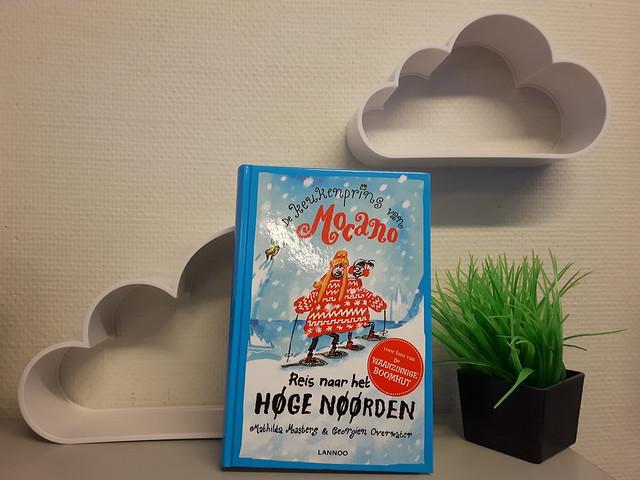jeugdboek Hoge Noorden - Lannoo