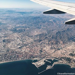 Bye bye #malaga #fromabove #airplane #wing #vsco #vscocam #viveandalucia #andalucia #travel #wanderlust #guardiantravelsnaps #tourism #spain #loves_spain #travelgram #espagna #ig_spain #igtravel #viveandalucia #visitspain #exploring #bbctravel #lonelyplan