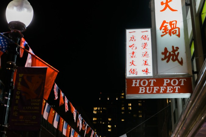 Hot Pot Buffet - Boston