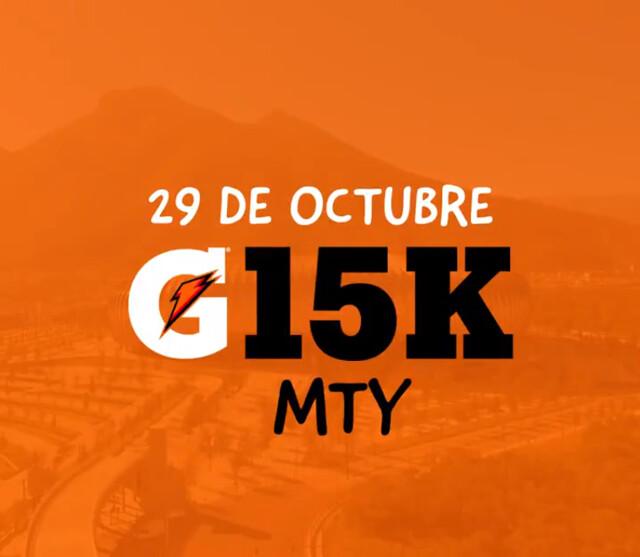 Gatorade G15K Monterrey