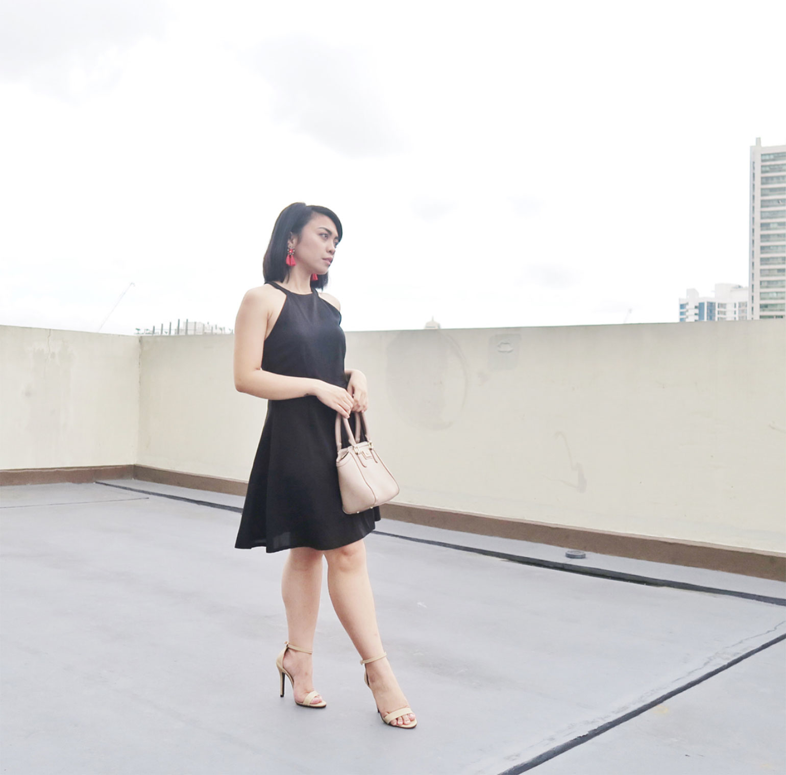 1 Outfit City Girl - Penshoppe - Charles and Keith - Muy Bien Bonita - Gen-zel She Sings Beauty