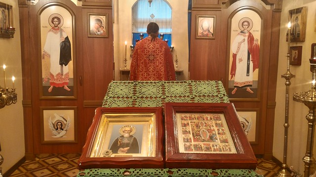 2017 10 08 - St. Sergius of Radonezh