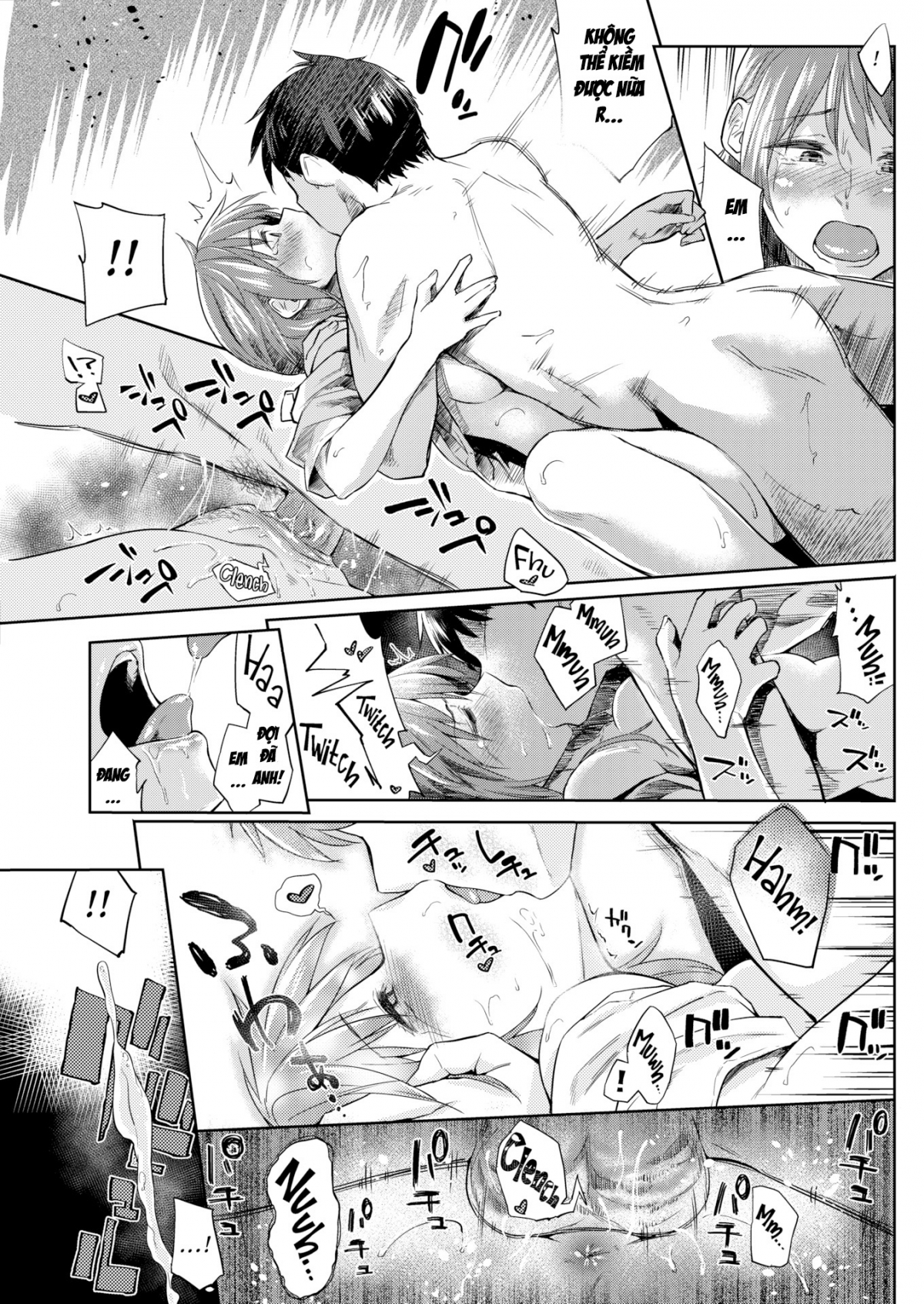 Hình ảnh  in Truyện Hentai Mùa Hè Trắng Nữ Sinh