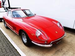 Old-School feller Part-II #Ferrari