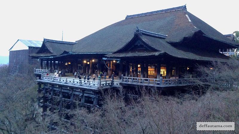 3 Hari Keliling Kyoto - Kiyomizu Dera 4