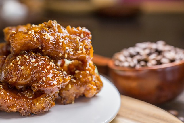 Keng Eng Kee Seafood - Coffee Pork Ribs (1)