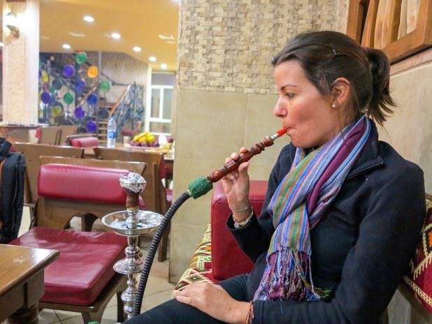 Shisha en Jordania