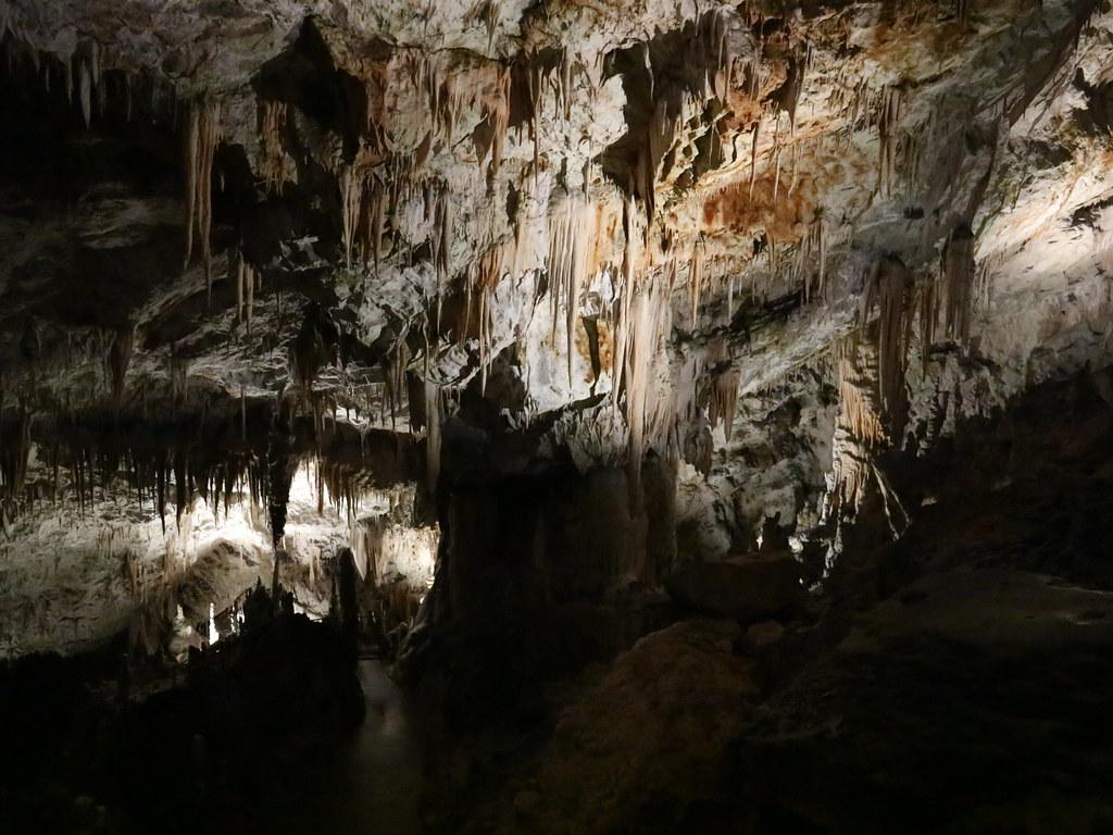Patrimonio de la Humanidad en Europa y América del Norte. Eslovenia. Grutas de Skocjan.