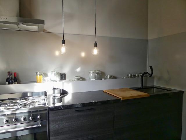 Keuken zonder kastjes
