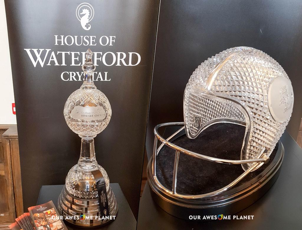 Waterford-Trophies