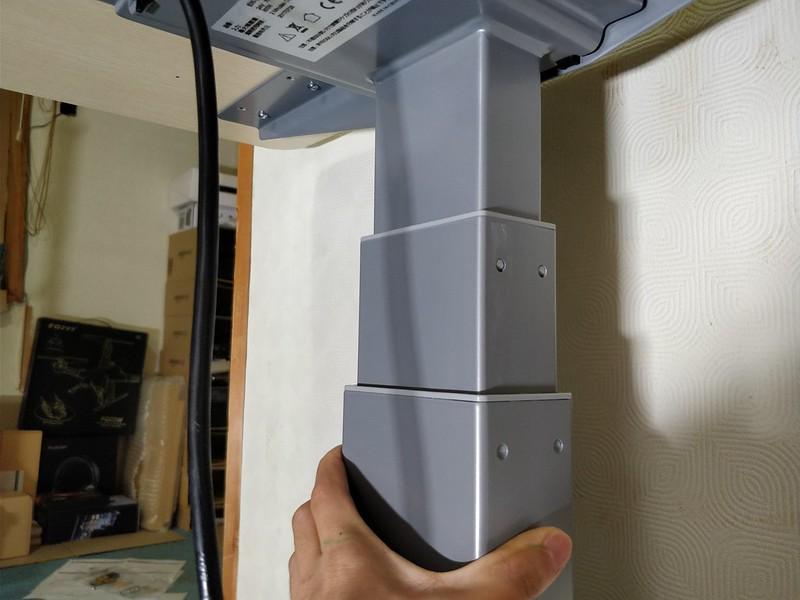 Loctek 電動式スタンディングデスク サイズ デスク部分 (6)